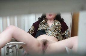 Русские женщины у гинеколога
