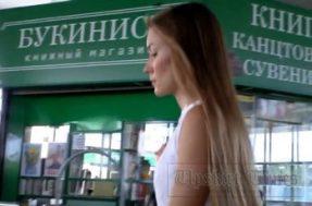 Смотрим под платья пассажиркам метро